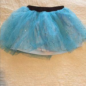 Other - Blue sparkly tutu